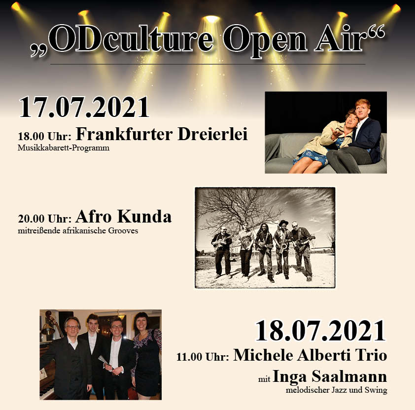 odculture open air